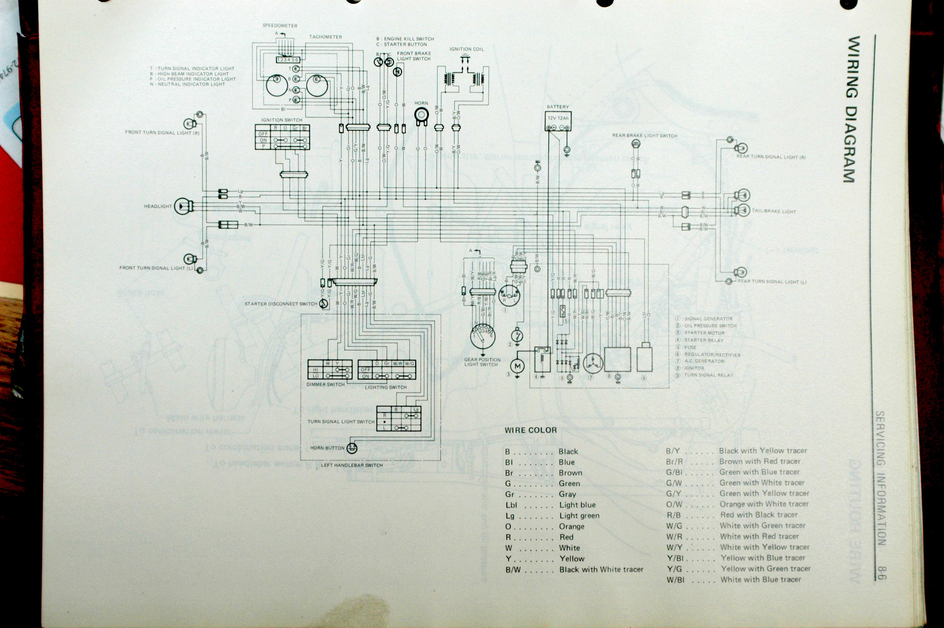 Ex 500 Kawasaki Wiring Diagram Trusted 1982 Kz1300 Diagrams Ex500 03 Product U2022 Vulcan 1500