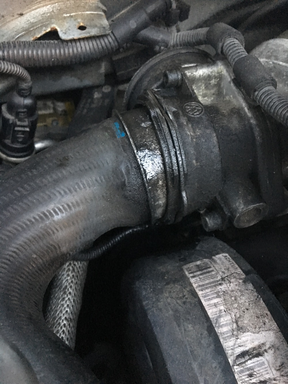 Maf G70 P0101 000 Implausible Signal Tdiclub Forums Bmw Z3 Fuel Filter Location Http Mahonkincom Milktree Tdi Crooked Pipe